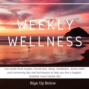 weekly wellness